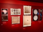 Display-of-facsimile-photographs-Science-Industry-Museum-2019-300x225