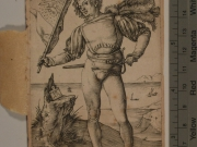 Albrecht Durer, Before treatment, recto 2