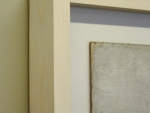 Ben Nicholson style reproduction frame