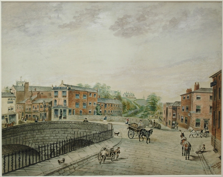 Rochdale, Charles Ogden 1864, after treatment