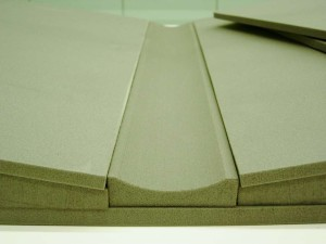 Plastazote-foam-book-cradle-support